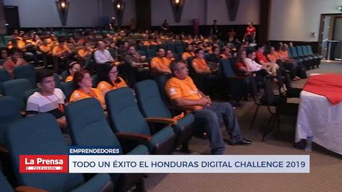Todo un éxito el Honduras Digital Challenge 2019