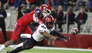 UNLV loses to Fresno State, 56-27