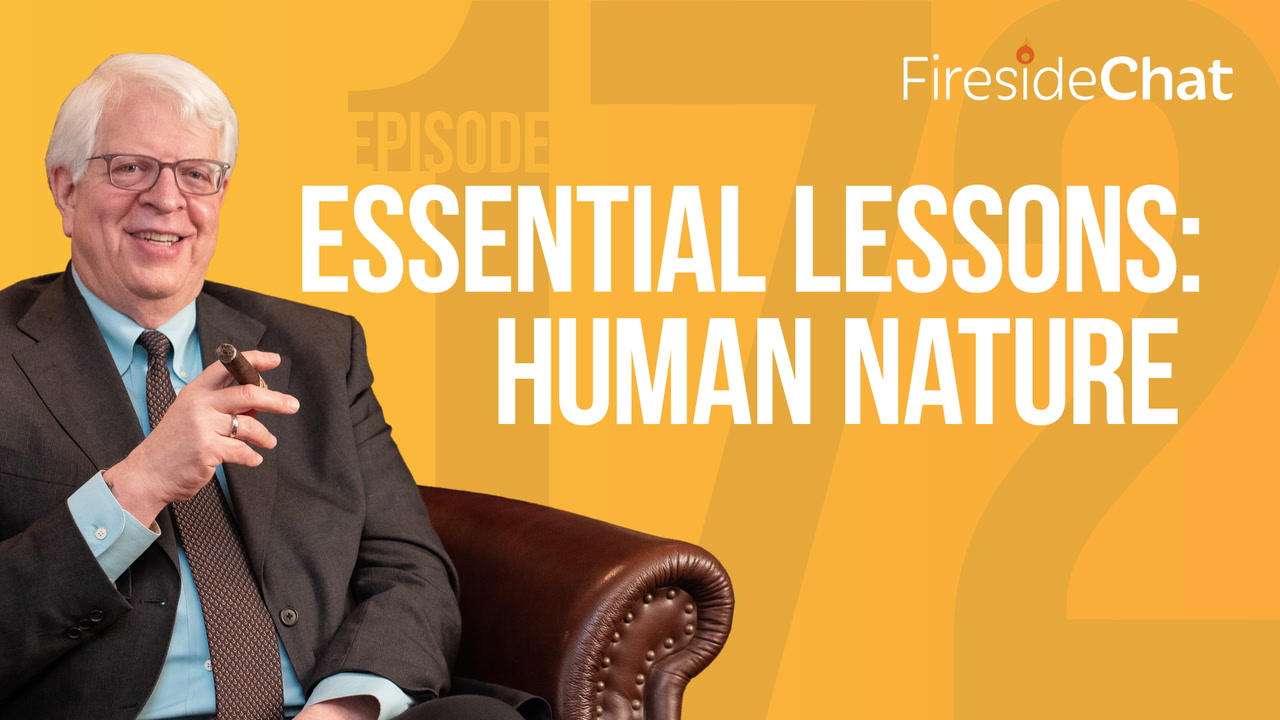 Ep. 172 — Essential Lessons: Human Behavior