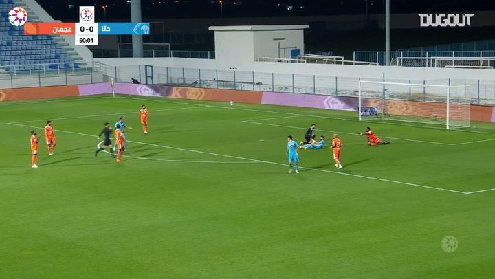 Highlights: Hatta 3-0 Ajman