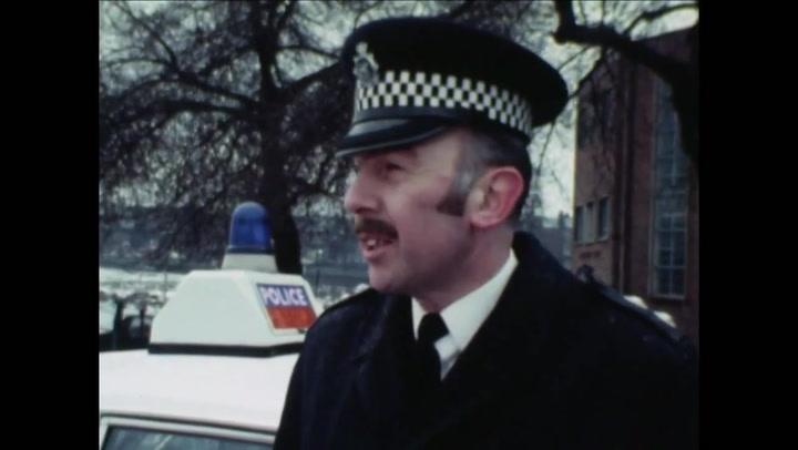 Politiets beste venn i 1979