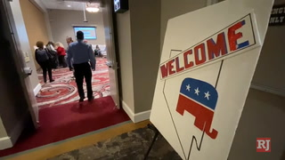 Nevada Republican Central Committee votes to bind delegates to Trump