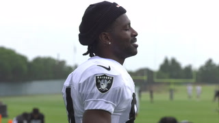 Raiders Wide Receiver Antonio Brown Loses Second NFL Helmet Grievance – VIDEO