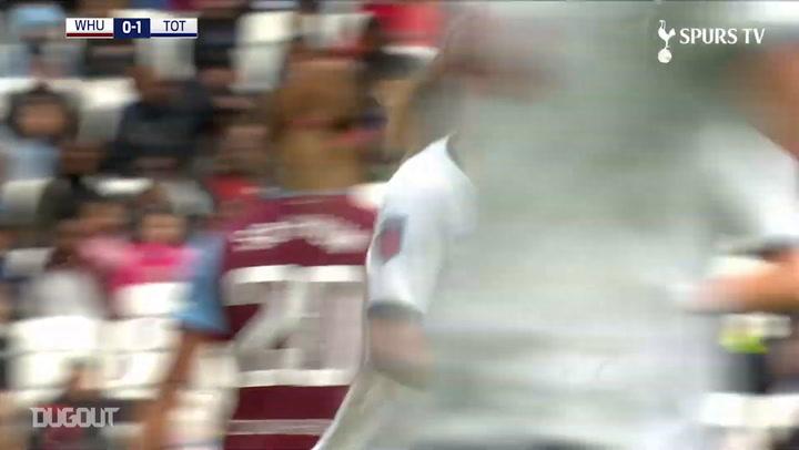 Spurs Women beat West Ham at the London Stadium