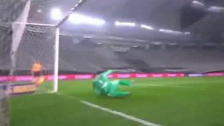 Boca Juniors venció a River Plate en penales en la Copa Argentina