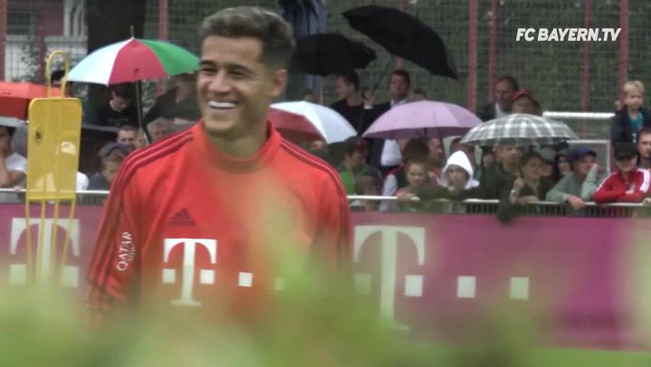 En el Bayern alucinan con Coutinho