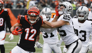 Raiders Fall To Bengals 30-16 – Vegas Nation