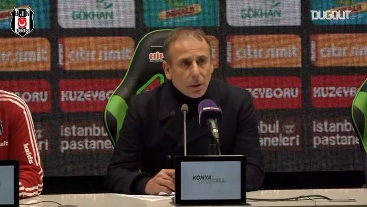 Abdullah Avcı Konyaspor Maçı Sonrası Basın Toplantısı
