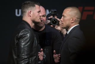 Covering the Cage: Cormier-Jones, GSP-Bisping, TUF 26 cast