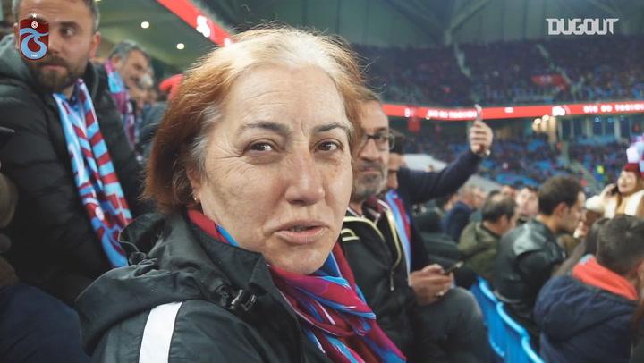 Trabzonspor'dan Kadınlar Günü Paylaşımı
