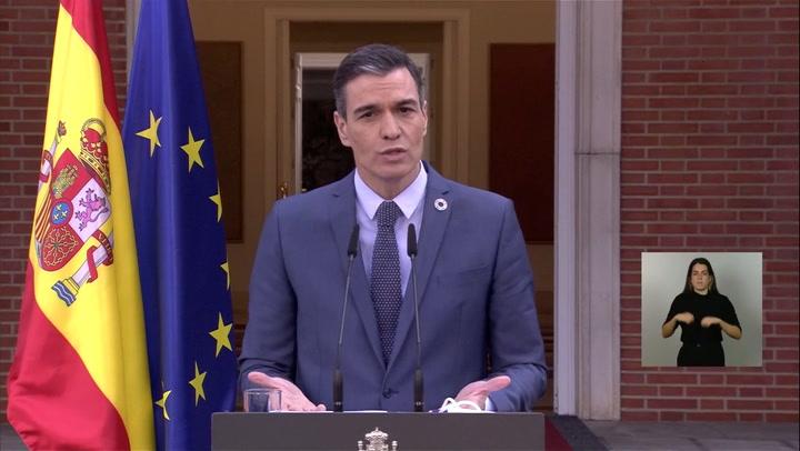 Sánchez acusa al PP de bloquear el acuerdo sobre el CGPJ