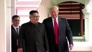 Presidente Donald Trump anuncia segunda cumbre con Kim