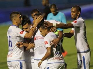 ¡Olimpia humilla al Honduras Progreso en su regreso al estadio Nacional!