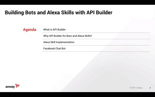 API Builder Tech Tutorial
