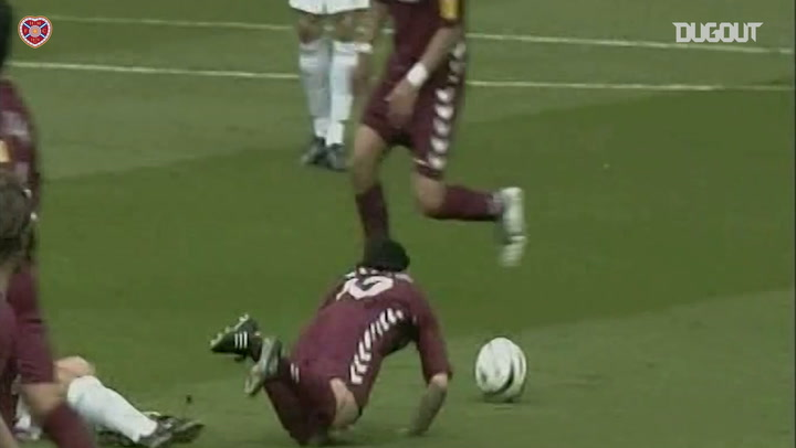 Throwback: Hearts Win Scottish Cup On Penalties