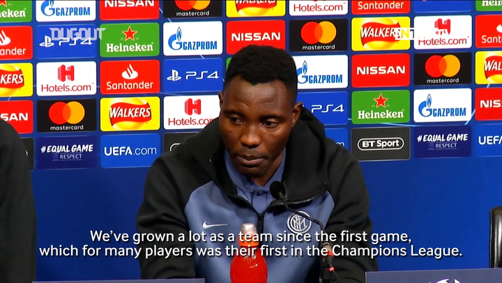 Asamoah: Inter Have Grown A Lot As A Team