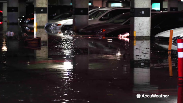 Southeastern US at risk for flash flooding, travel