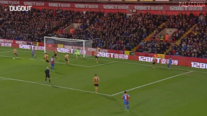 Jason Puncheon's best moments of 2013-14
