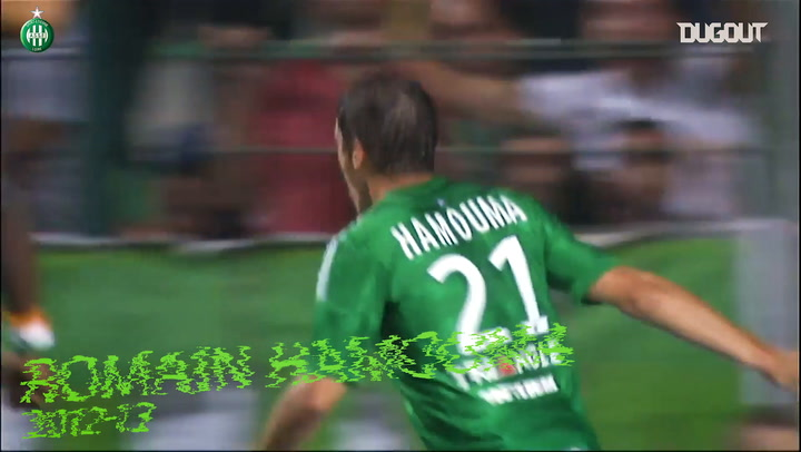 Saint-Etienne's top five goals vs Lille