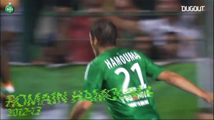 Saint-Etienne's top five goals vs Lille