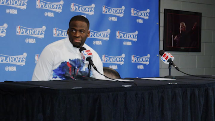 Draymond: West Semis, Post-Game 3