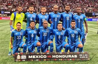 Honduras empata con México y deja buenas sensaciones de cara a Copa Oro y Eliminatorias