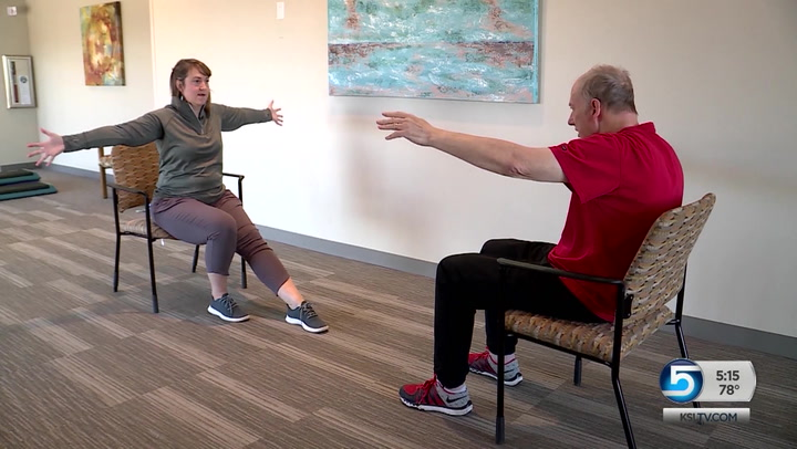 Park City Man Manages Parkinson's Disease By Learning To 'Move Big'