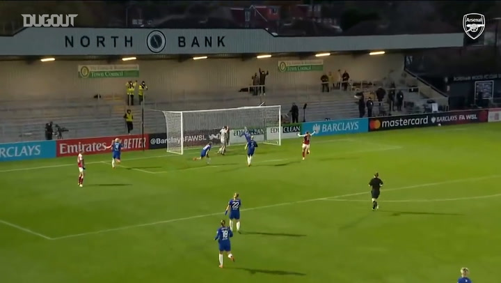 Miedema's brilliant solo run creates Mead goal vs Chelsea