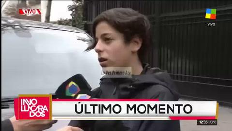 Máximo Menem contó por qué el encuentro con su padre terminó muy mal