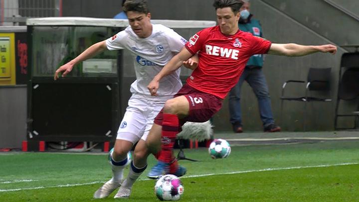 Highlights 1. FC Köln - FC Schalke 04 (2020 - 2021)