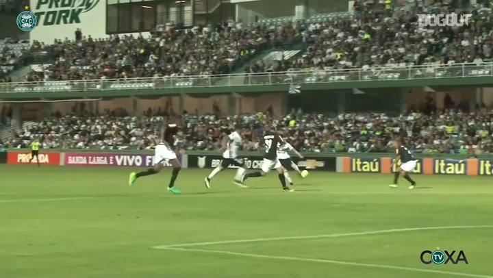 Colin Kazim-Richards' best Coritiba moments