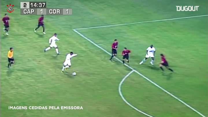Willian's incredible brace for Corinthians vs Athletico-PR