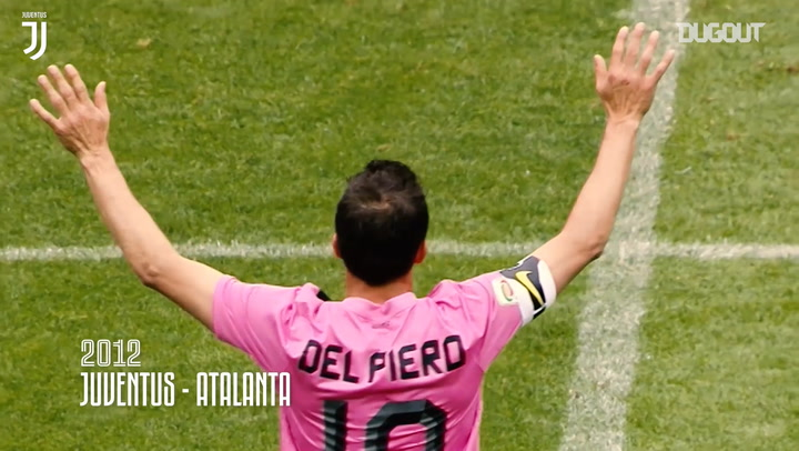Alessandro Del Piero: 20 years, 20 goals