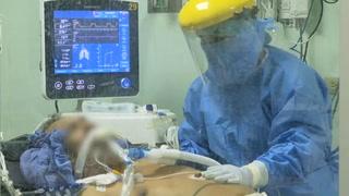 Hospitales panameños bajo amenaza de colapso por incremento de covid-19