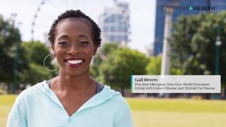 Olympian Gail Devers on Overcoming the Hurdles of Graves' Disease