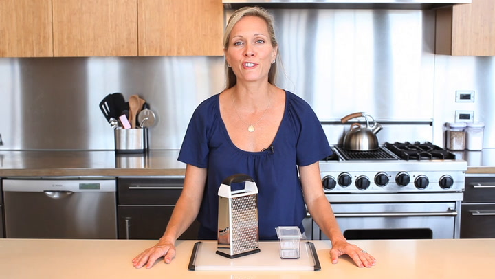Preview image of OXO Box Grater video