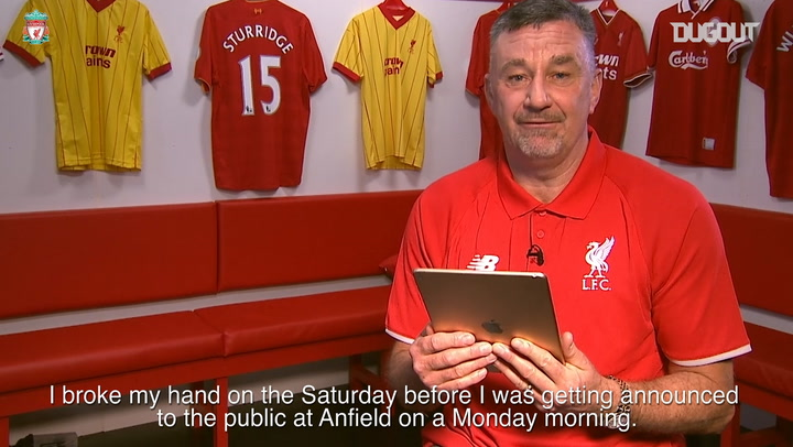The Moment: John Aldridge Signed For Liverpool