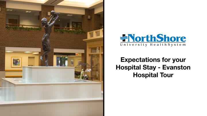 Evanston Hospital Tour