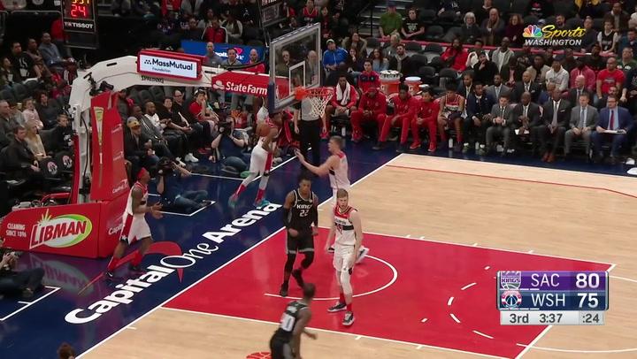 Las 5 mejores jugadas de la jornada de la NBA, el 24 de noviembre de 2019