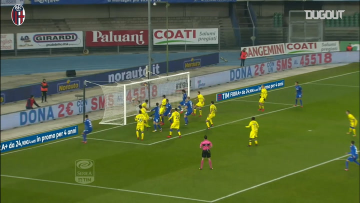 Throwback: Chievo 2-3 Bologna 2017