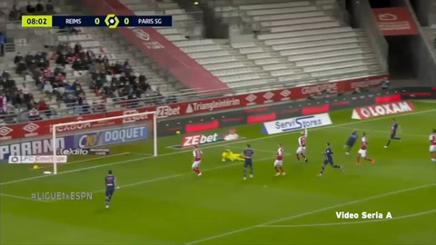 Reims 0-2 PSG (Ligue 1)