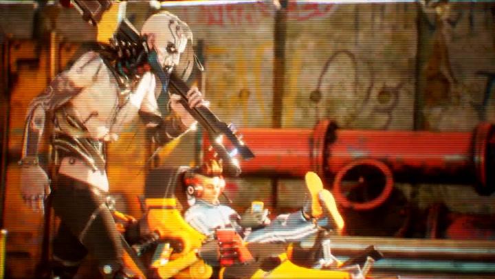 Bleeding Edge - Anuncio en el E3 2019