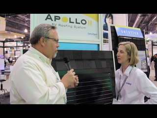 CertainTeed Sustainable Building Products - Interview at Greenbuild in Philadelphia