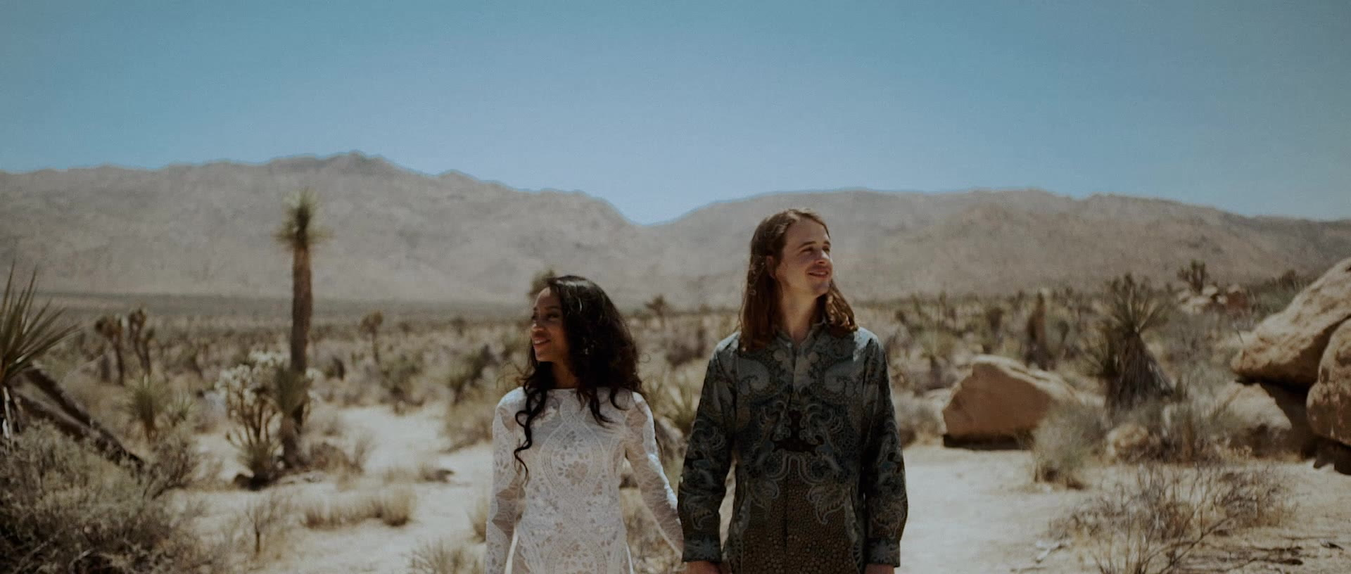 Scottie + Nashya | Joshua Tree, California | Sacred Sands