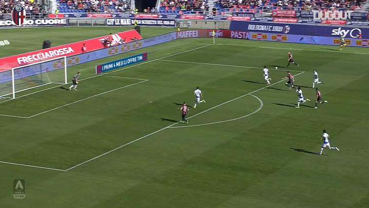 Palacio and Bani score in Sampdoria win