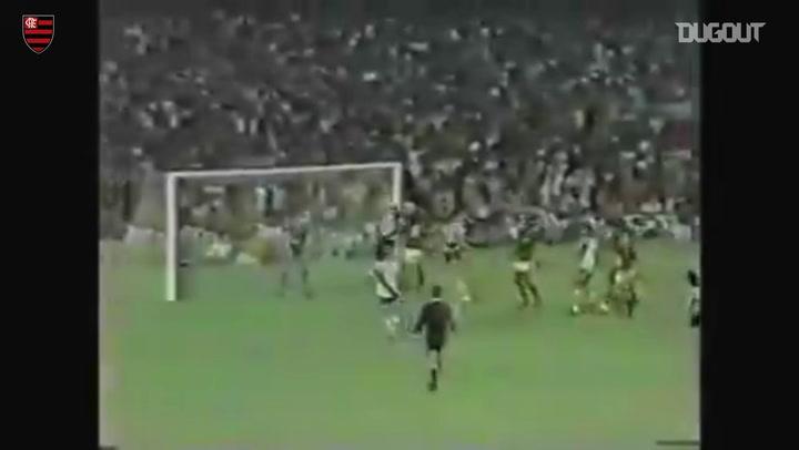 Há 42 anos, Rondinelli marcava o gol do título Carioca do Flamengo sobre o Vasco