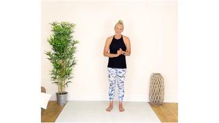 Advanced yoga flow