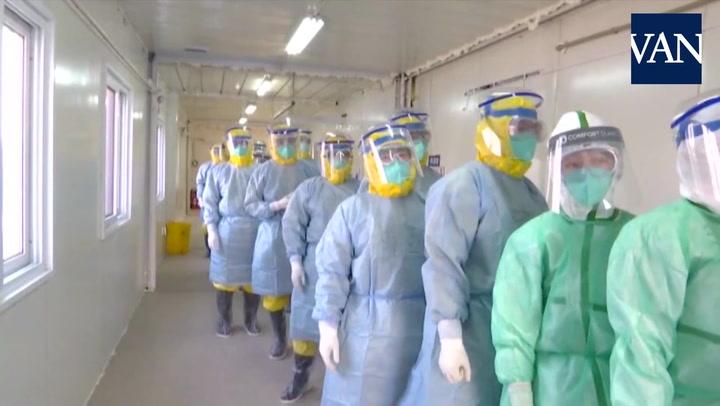 Ya son 490 muertos y 24.324 infectados por el nuevo coronavirus en China