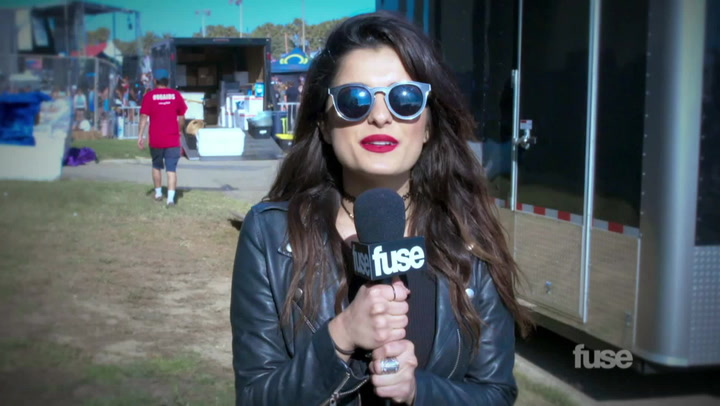 Bebe Rexha On Warped Tour 2015