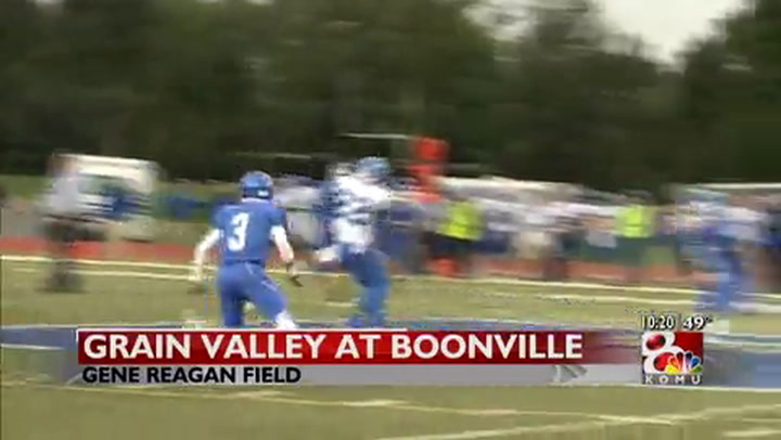 Grain Valley at Boonville FNF Week Four
